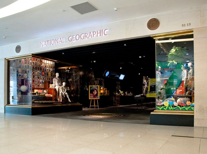 National geographic store perth